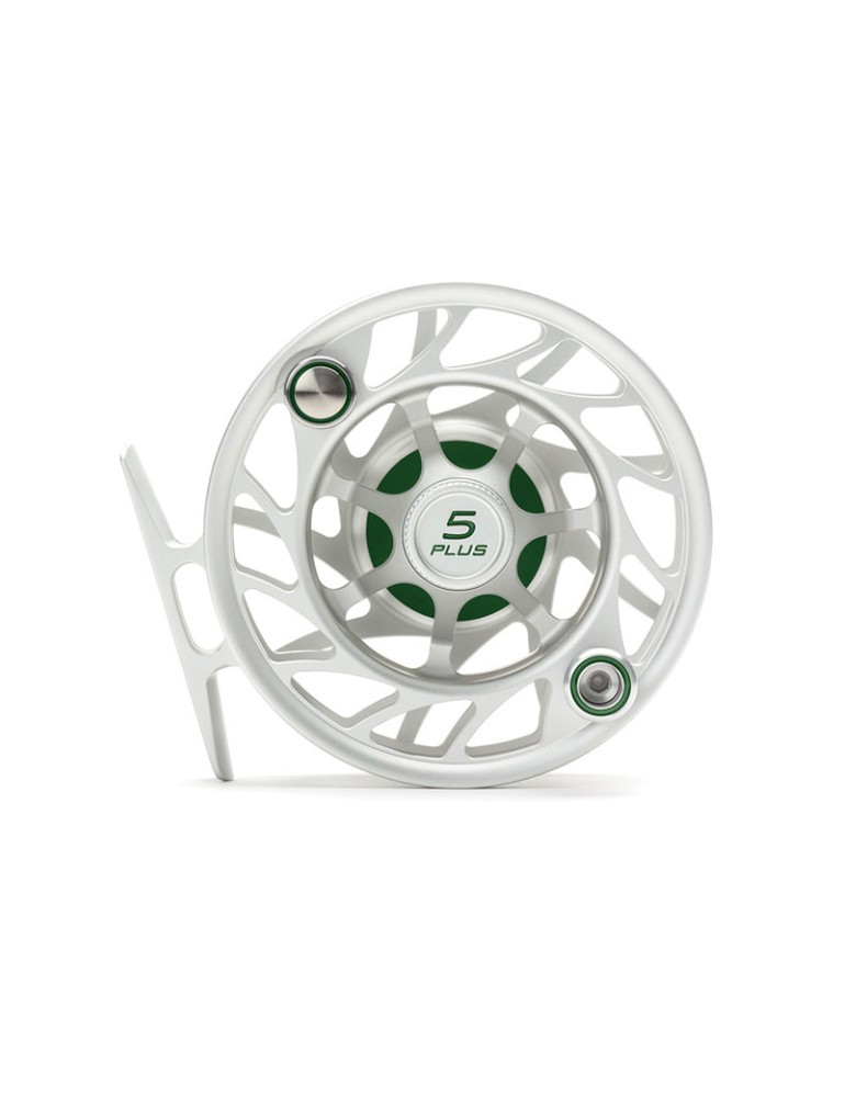 Hatch 5 Plus Gen 2 Finatic Fly Reel with free overnight shipping in USA