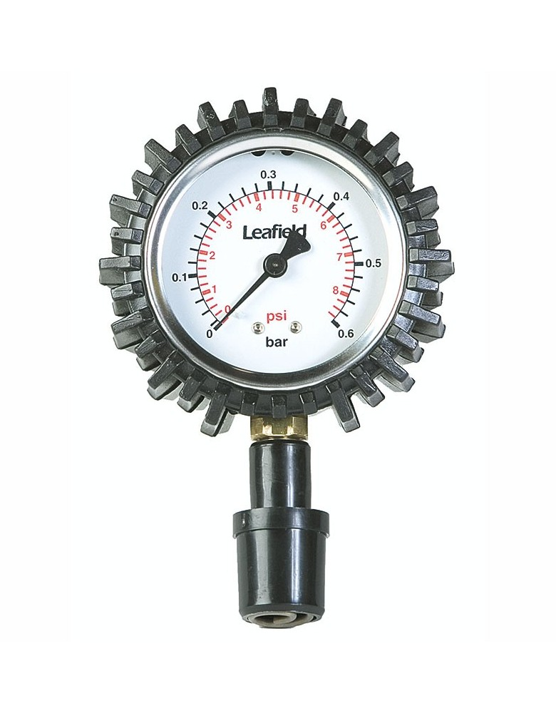 Leadfield Pressure Gauge