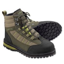 Orvis Encounter Wading Boot - Rubber w/free fly line, tippet or leader*