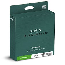 Orvis Clearwater Intermediate Fly Line