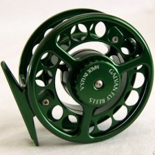 Galvan Rush Light Fly Reels and Spools w/free line, leader or tippet*