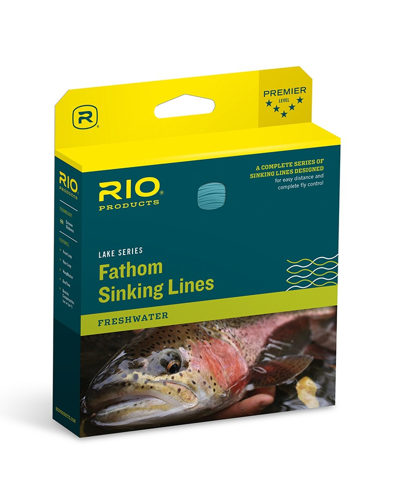 Rio Fathom Sinking Fly Line
