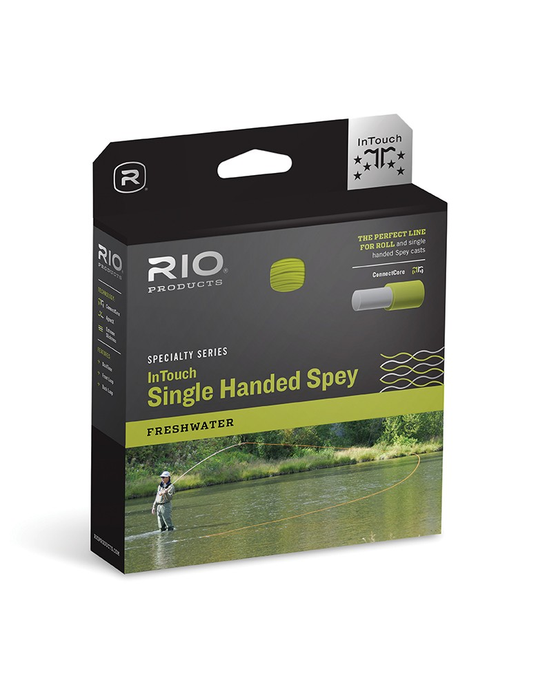 Rio InTouch Single Handed Spey Fly Line