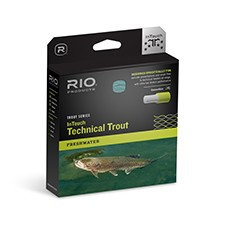Rio InTouch Technical Trout Fly Line