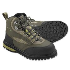 Orvis Women's Encounter Wading Boot - Rubber w/free fly line, tippet or leader*