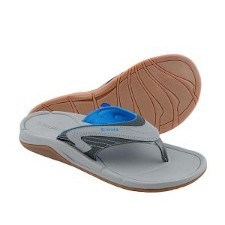 Simms Atoll Flip Wide Sandals w/free Shipping