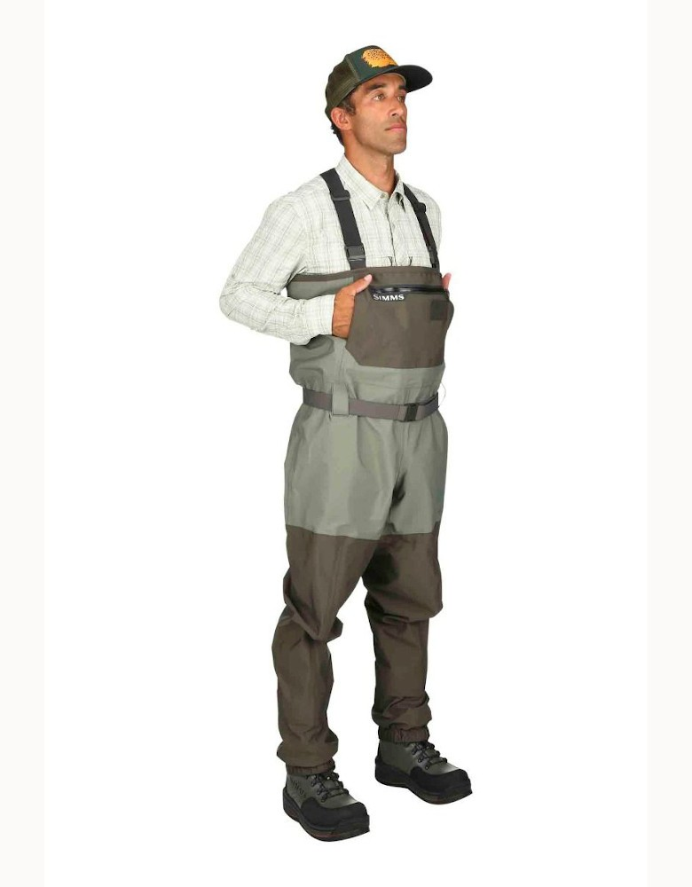 Simms Freestone Stockingfoot Waders w/free 2-day Shipping