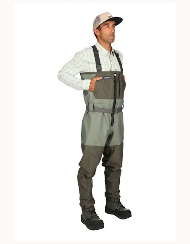 Simms Freestone Z Waders w/free 2-day Shipping