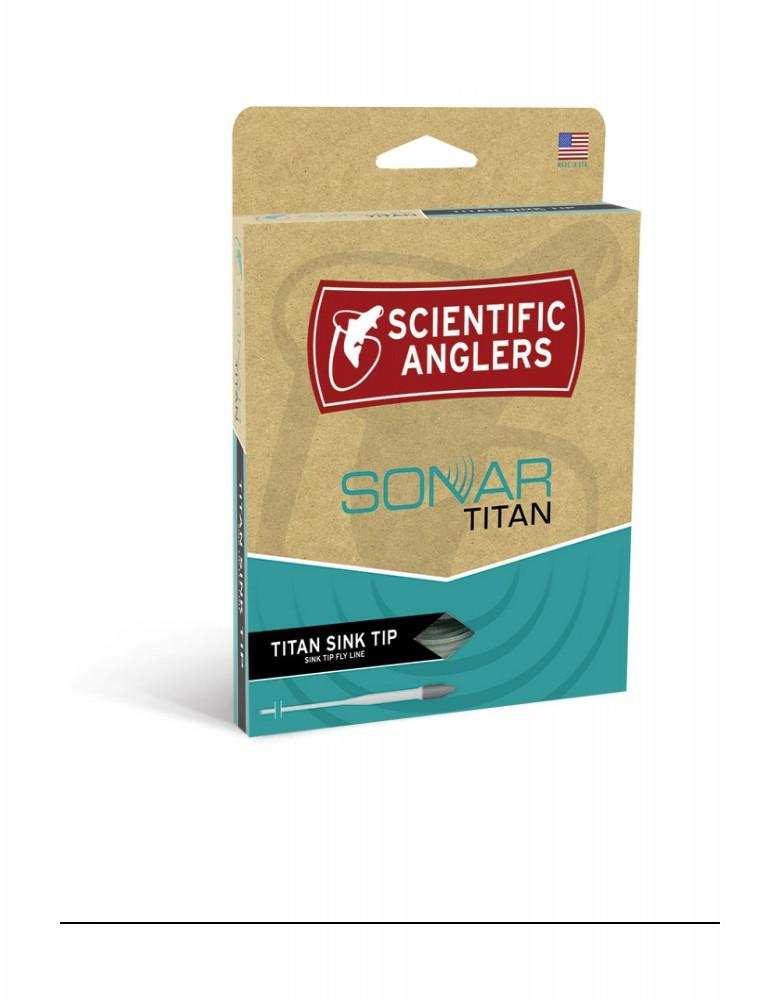 Sonar Titan Sink Tip