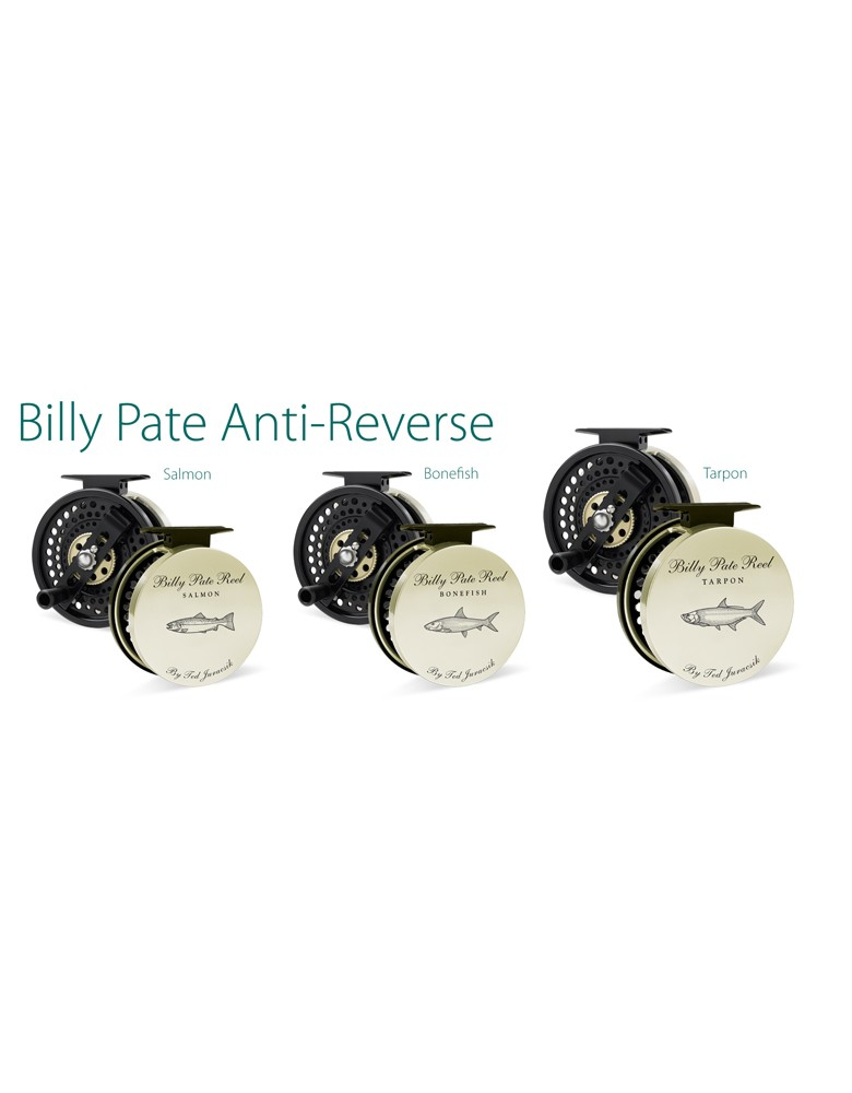 Tibor Billy Pate Salmon Fly Reel with free fly line, tippet or leader*