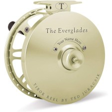 Tibor Everglades Fly Reel with free fly line, tippet or leader*
