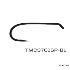 Umpqua Tiemco Hooks TMC 3761SP-BL