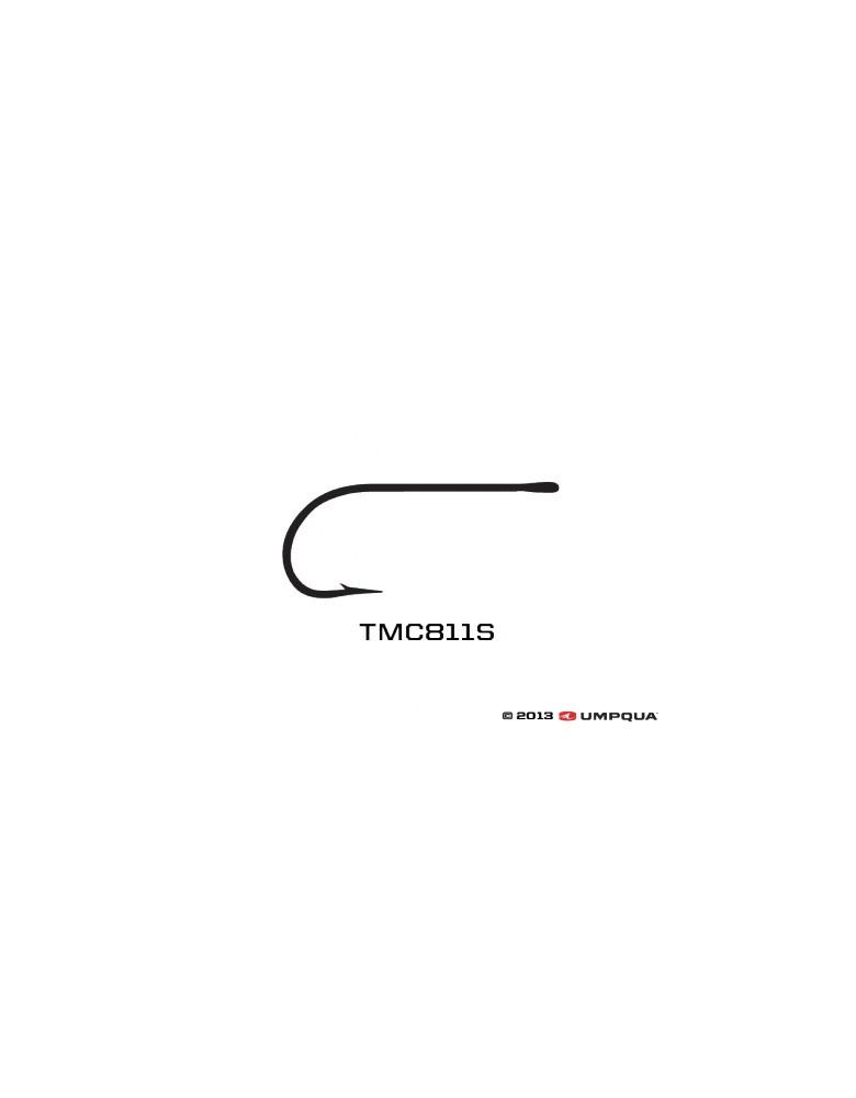 Umpqua Tiemco Hooks TMC 811s