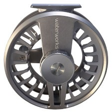 Waterworks Lamson Cobalt HD Fly Reels and Spools
