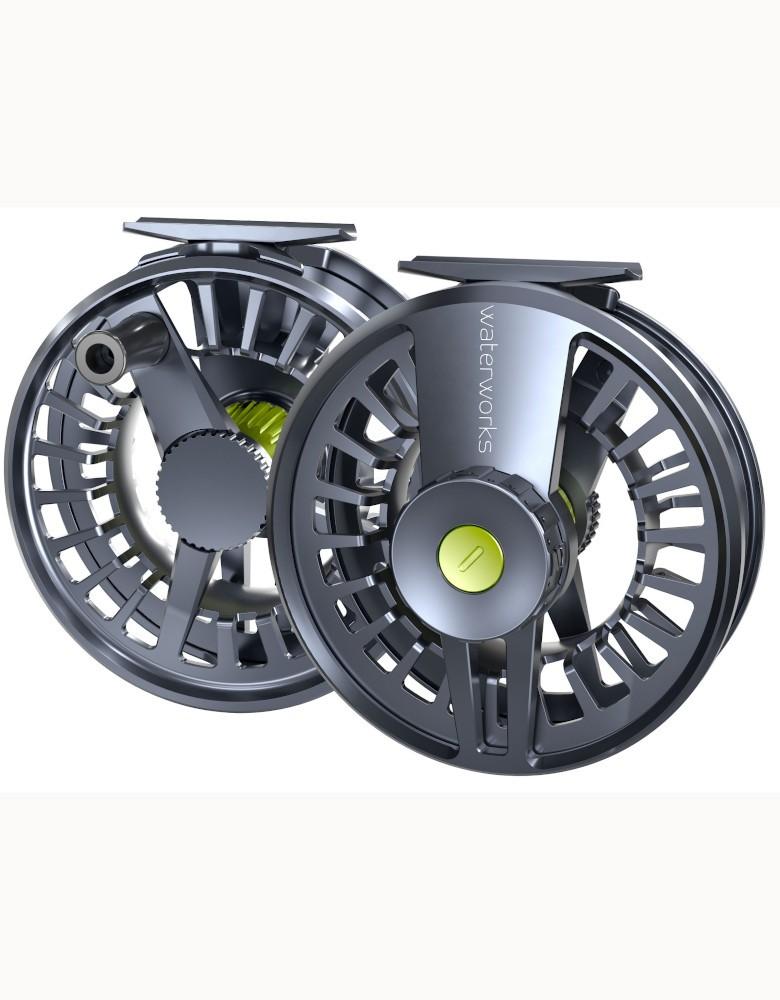 Waterworks Lamson Cobalt HD Fly Reels and Spools