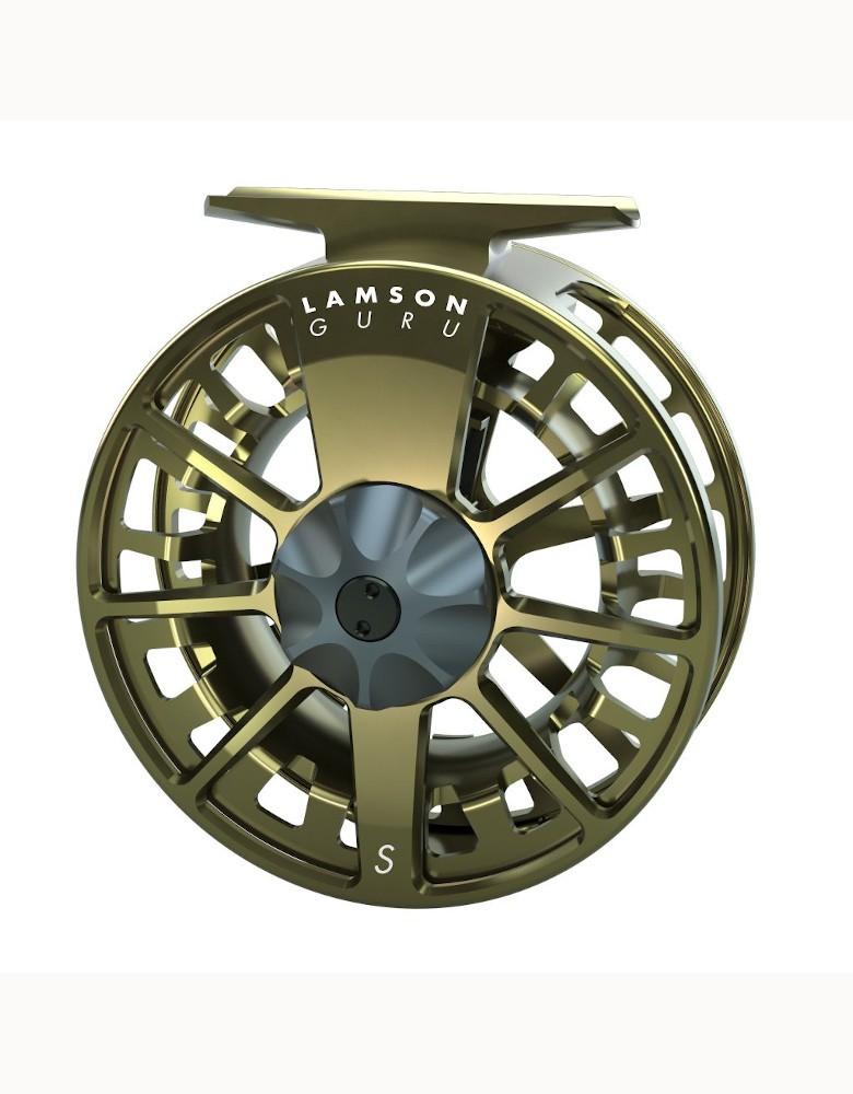 Waterworks Lamson Guru S Fly Reels and Spools