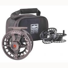 Waterworks Lamson Remix HD Fly Reel 3-Pack